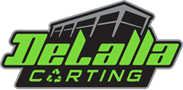Delalla Carting Logo